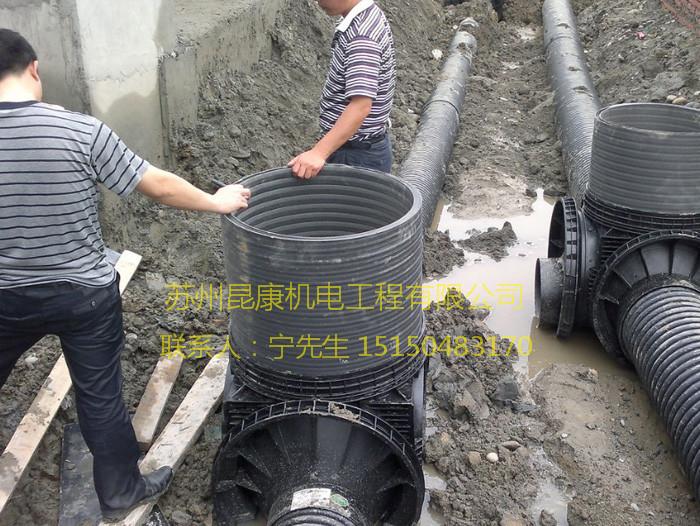 给水排水道施工_给供水排水工程_苏州昆康机电工程有限公司